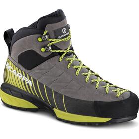 Scarpa W's Mescalito Mid GTX Shoes midgray/light green